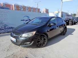 Самара Astra 2013