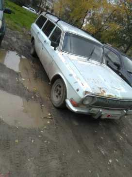 Нижний Тагил 24 Волга 1985