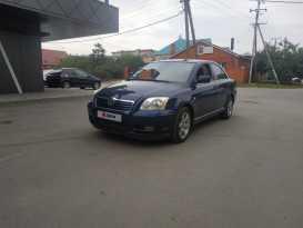 Краснодар Avensis 2004