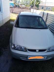 Хабары Corolla II 1998