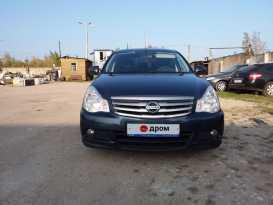 Великий Новгород Nissan Almera 2013