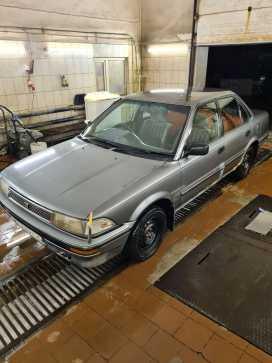 Владивосток Corolla 1989