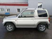 Нижнеудинск Pajero Mini 2005