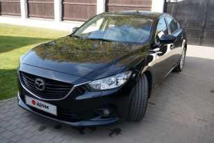 Лакинск Mazda6 2013