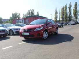 Ставрополь Corolla 2013