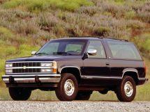 Chevrolet Blazer 1991, джип/suv 3 дв., 3 поколение, GMT410
