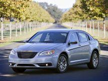 Chrysler 200 2010, седан, 1 поколение