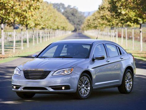 Chrysler 200  12.2010 - 12.2013