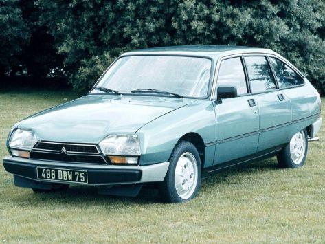 Citroen GS  10.1970 - 06.1986