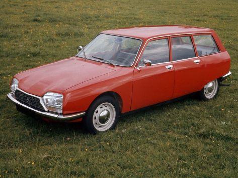 Citroen GS  09.1971 - 06.1986
