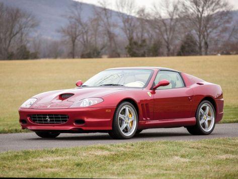 Ferrari 575M Maranello (F133) 03.2005 - 05.2006