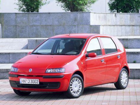 Fiat Punto (188) 09.1999 - 08.2003
