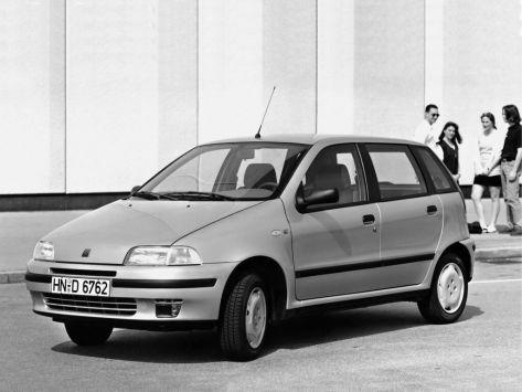 Fiat Punto (176) 09.1993 - 08.1999