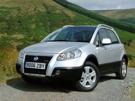 Fiat Sedici (189) 12.2005 - 08.2009