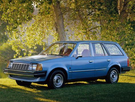 Ford Escort  10.1980 - 05.1985