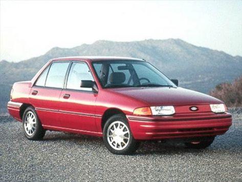 Ford Escort  04.1991 - 02.1996