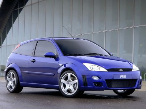 Ford Focus RS  10.2002 - 11.2003