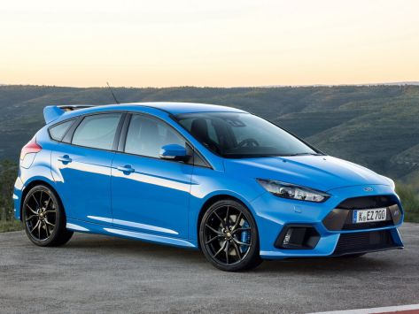 Ford Focus RS  03.2015 - 04.2018