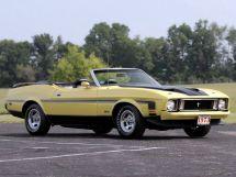 Ford Mustang 3-й рестайлинг 1970, открытый кузов, 1 поколение