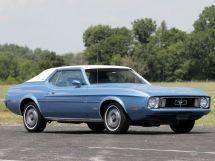 Ford Mustang 3-й рестайлинг 1970, купе, 1 поколение