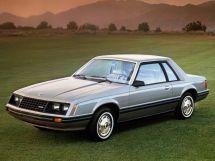 Ford Mustang 1978, купе, 3 поколение
