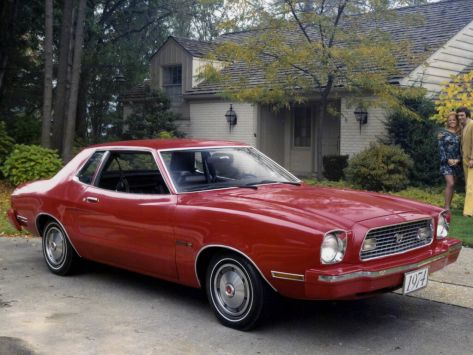 Ford Mustang  10.1973 - 10.1978