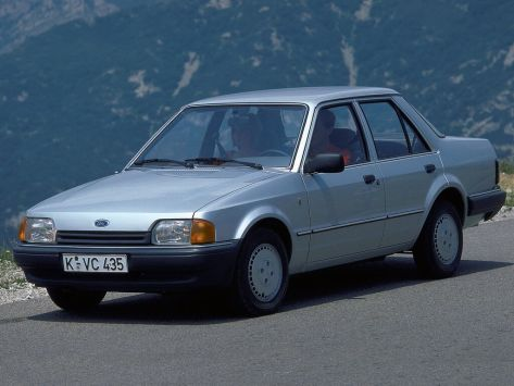 Ford Orion (Mark 2) 03.1986 - 08.1990