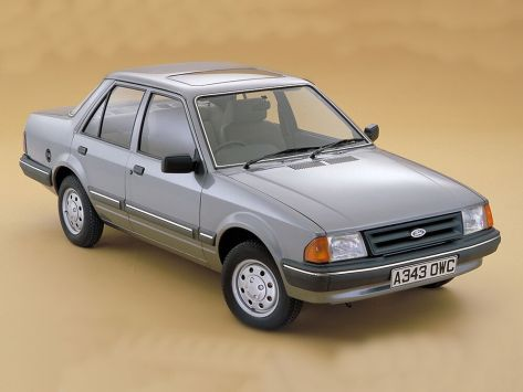 Ford Orion (Mark 1) 09.1983 - 02.1986