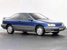 Hyundai S Coupe 1989, купе, 1 поколение