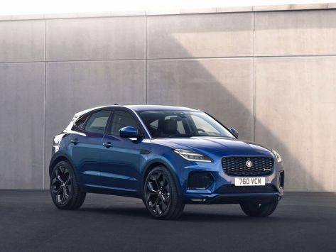 Jaguar E-Pace  10.2020 -  н.в.
