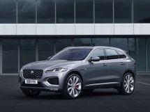 Jaguar F-Pace рестайлинг 2020, джип/suv 5 дв., 1 поколение, X761