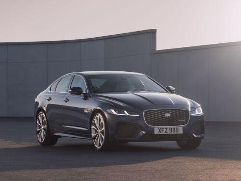 Jaguar XF (X260) 10.2020 -  н.в.