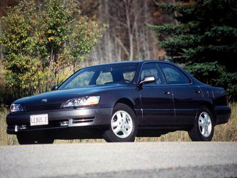 Lexus ES250 (XV10) 08.1994 - 07.1996
