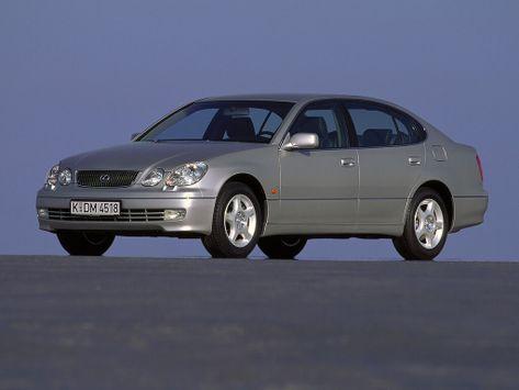 Lexus GS300 (S160) 11.2000 - 01.2005