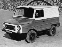 ЛуАЗ ЛуАЗ-969 1967, джип/suv 3 дв., 1 поколение