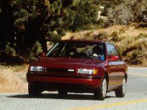 Mazda Protege 1989, седан, 1 поколение, BG