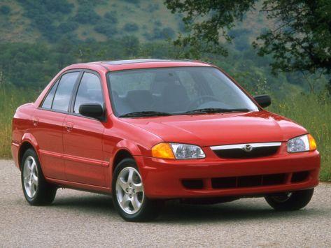 Mazda Protege (BJ) 06.1998 - 03.2000