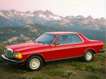 Mercedes-Benz W123 1977, купе, 1 поколение, C123