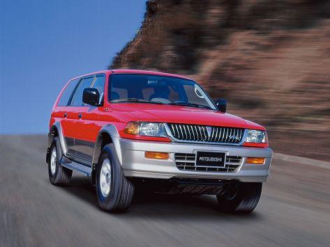 Mitsubishi Montero Sport  07.1996 - 02.2000
