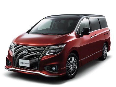 Nissan Elgrand (E52) 10.2020 -  н.в.