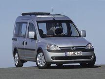 Opel Combo 2001, минивэн, 3 поколение, C