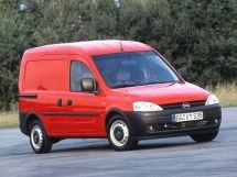 Opel Combo 2001, цельнометаллический фургон, 3 поколение, C