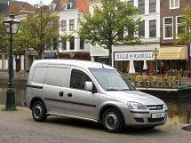 Opel Combo рестайлинг 2004, цельнометаллический фургон, 3 поколение, C