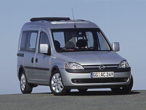 Opel Combo (C) 10.2001 - 08.2003