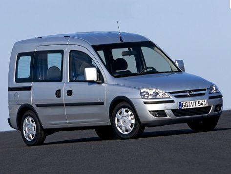 Opel Combo (C) 08.2003 - 11.2010