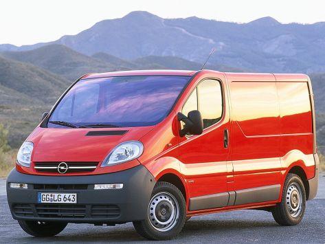 Opel Vivaro A