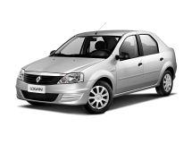 Renault Logan рестайлинг, 1 поколение, 09.2009 - 02.2013, Седан