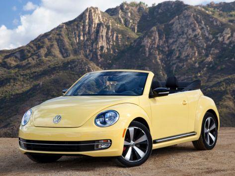 Volkswagen Beetle (A5) 11.2012 - 02.2016