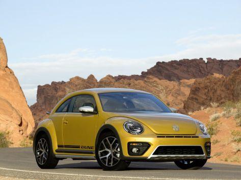Volkswagen Beetle (A5) 03.2016 - 11.2019