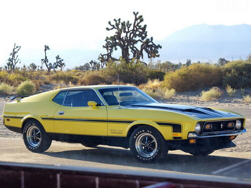 Ford Mustang 1970 - 1973